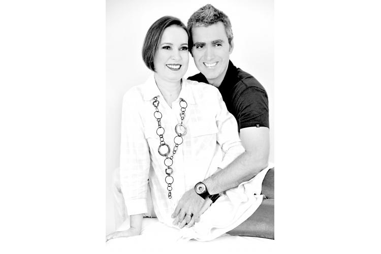 Claudio Portela e Vera França