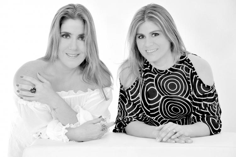 Daniela Pessoa e Fabíola  Occenstein