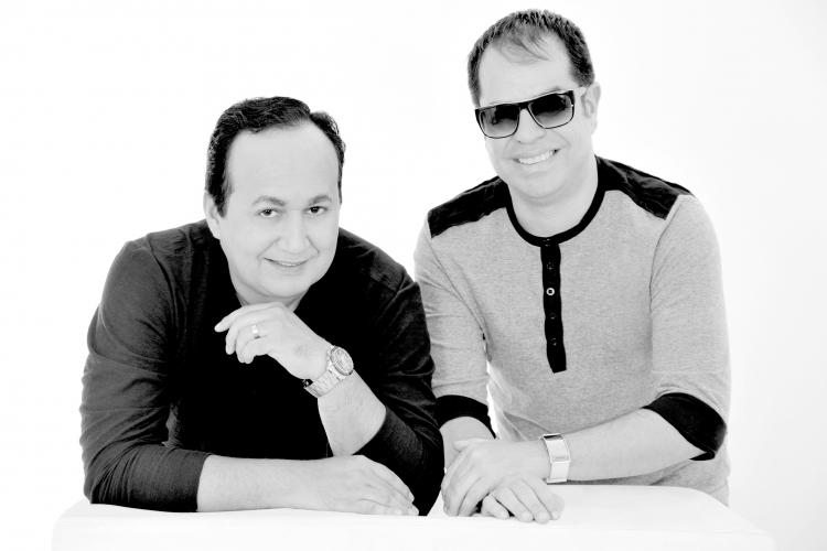 Fabio Benevides e Carlos Queiroz